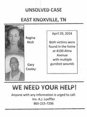Knoxville police are revisiting a 2014 double murder