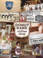 Donut Bank advertising from years ago.