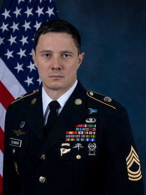 Master Sergeant Jonathan J. Dunbar