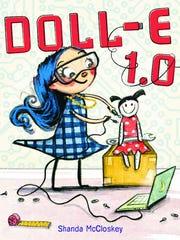 """Doll-E 1.0"" by Shanda McCloskey."