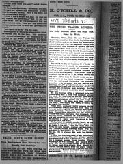 News of Walker's lynching in The New York Times, July