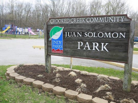 Juan Solomon Park.
