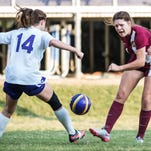 St Aloysius defeated Hartfield 2-1 in the MAIS Division III Girls Soccer Championship Monday in Vicksburg.