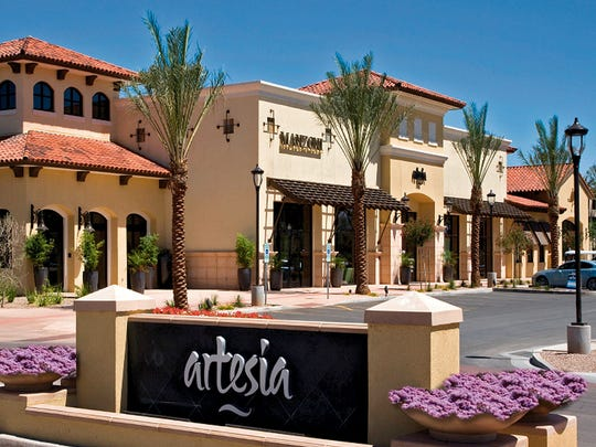 Starpointe Communities developed the first phase of Artesia with 93 residences, retail space and an underground parking garage on the site of the former Scottsdale Radisson Resort.