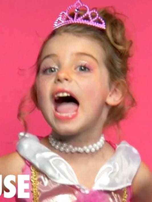 Feminism for sale? Girls drop F-bombs in viral ad