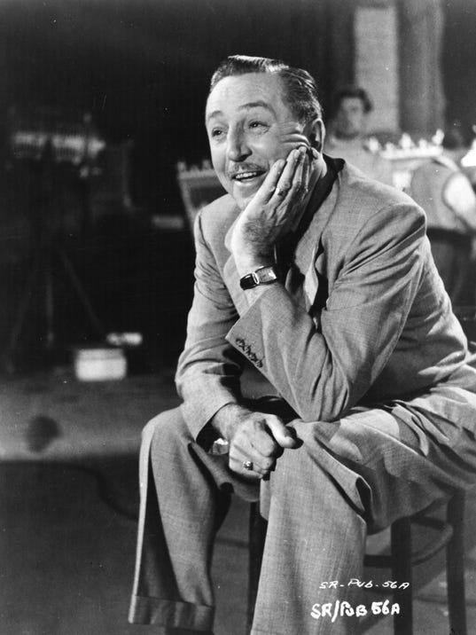 Walt Disney's curious fascination with death