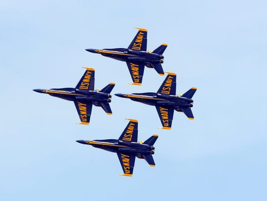 Blue Angels Saturday 37
