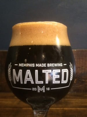 The first 50 customers at Memphis Made Brewing's MALTED festival Nov. 5 will receive a commemorative glass.