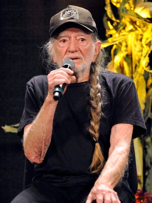 Willie Nelson, 80, is writing a memoir, due out in 2015.