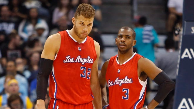 The Clippers were already under-performing this season before losing Blake Griffin to injury.