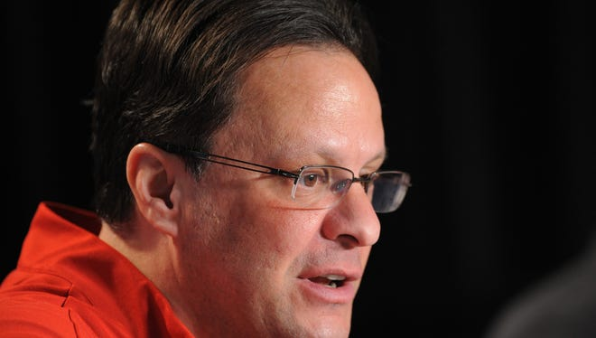 IU coach Tom Crean (pictured) nabbed a commitment from 2015 Missouri wing OG Anunoby on Tuesday night.
