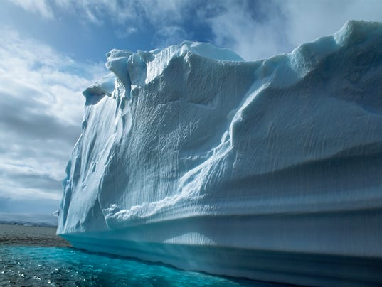 Another iceberg broke off Antarctica. Should we be worried?