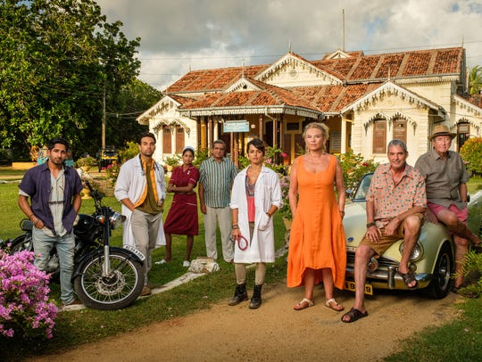 """Good Karma Hospital"" returns to Acorn TV for a second"