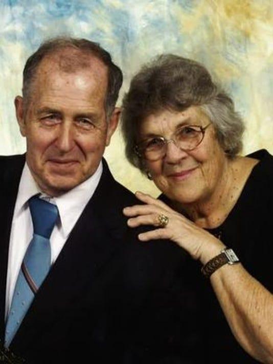 Anniversaries: Robert Speer & Mary Speer