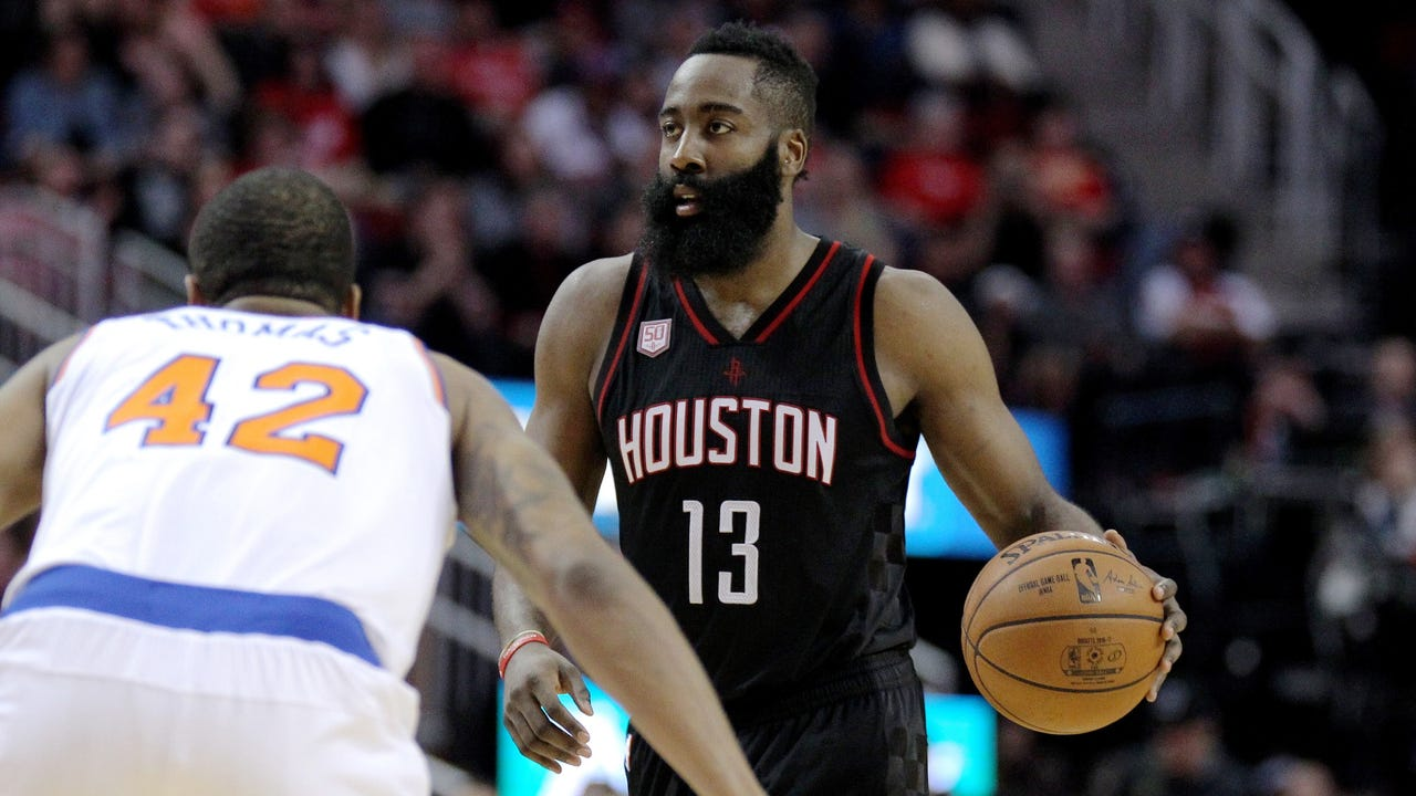 A look back at the top moments from this past weekend in the NBA, which saw James Harden tie Wilt Chamberlain's record for most points in a triple-double.