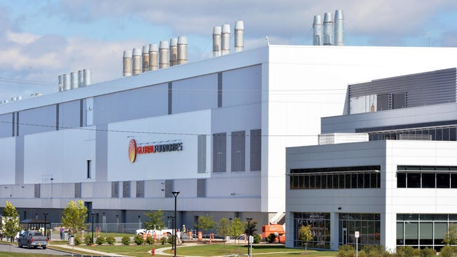 The GlobalFoundries campus in Malta.