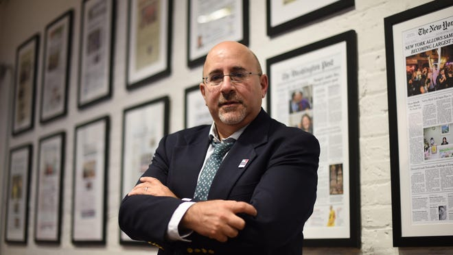 Attorney Evan Wolfson fought for most of his adult life to have same-sex marriage legalized in the United States, which happened June 26 through a landmark Supreme Court ruling.