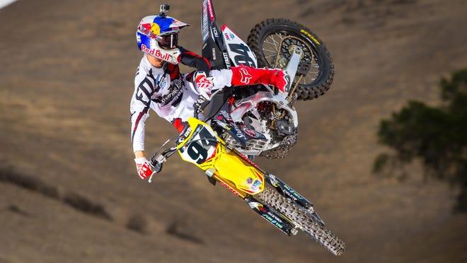 "Supercross' Ken Roczen: ""It's a dangerous sport, but I have fun doing it."""