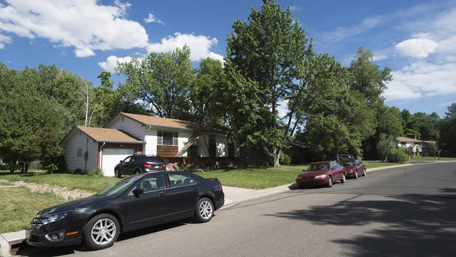 The Avery Park neighborhood in west-central Fort Collins has been an area of focus for over-occupancy investigations.