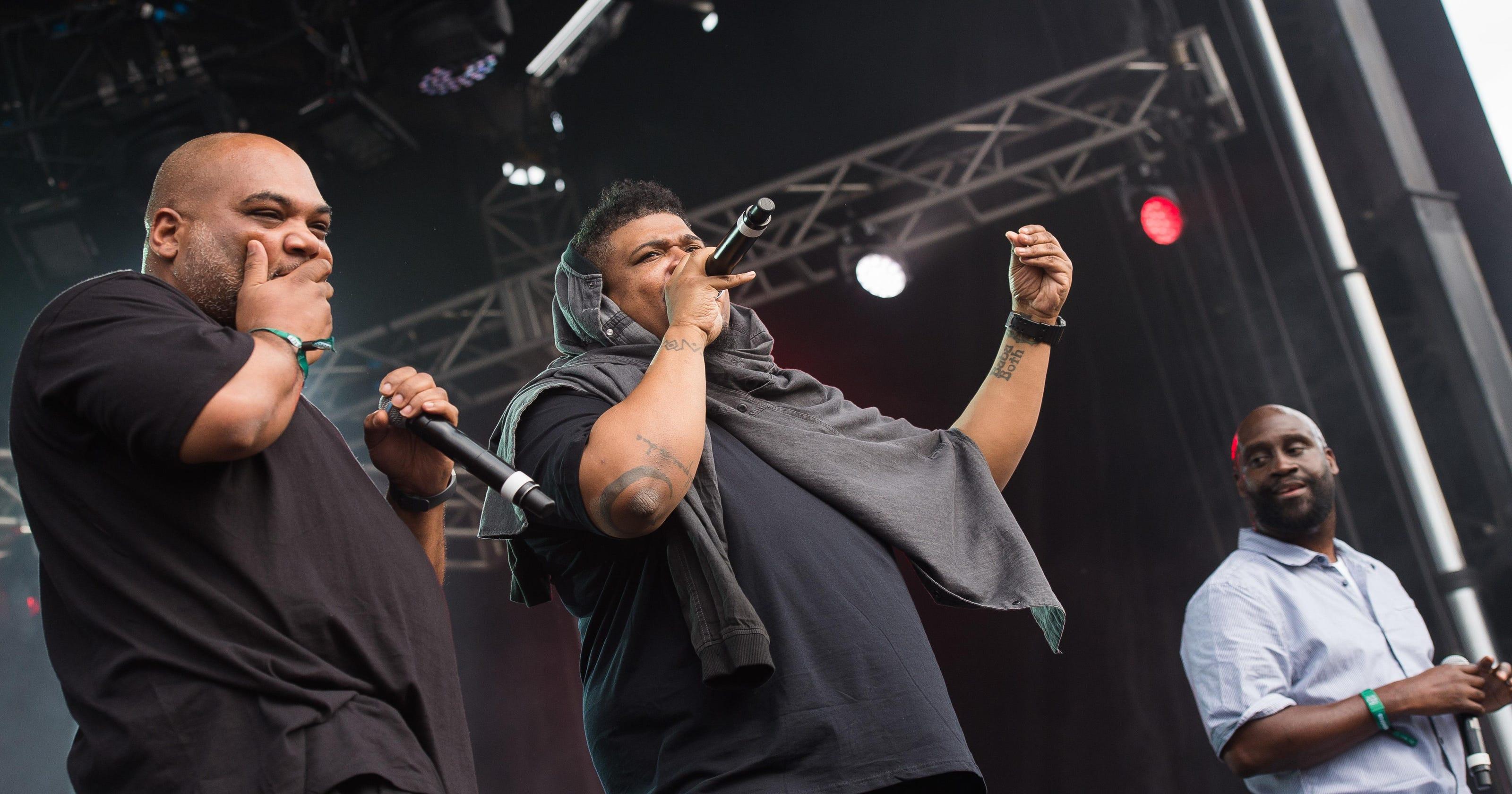 A gangsta rap Christmas playlist