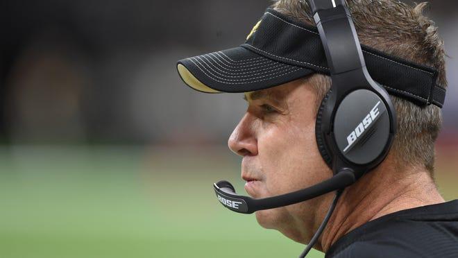 New Orleans Saints coach Sean Payton has tested positive for the coronavirus.