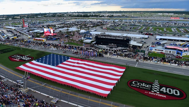 The Coke Zero Sugar 400 at Daytona will still host the regular season finale on Aug. 29, but it won't be the only NASCAR race at Daytona next month. The series announced that it would use the speedway's road course on Aug. 16.