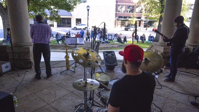 Center City is kicking off its ninth Jazztober season at 6 p.m. Tuesday with a performance by The Martini's.