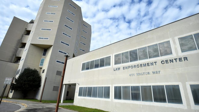 Richmond County's old law enforcement center.
