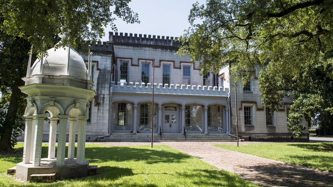 The old Academy of Richmond County at 540 Telfair Street in Augusta, Ga., Tuesday afternoon August 11, 2020.