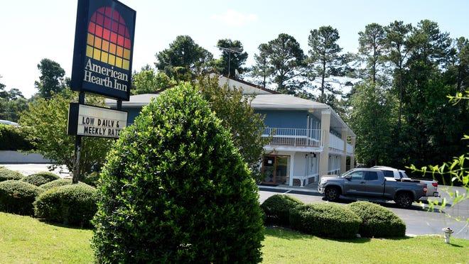 American Hearth Inn - 3935  Richland Avenue West, Aiken, S.C., Tuesday morning June 1, 2020.