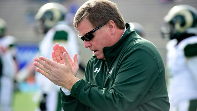 Former CSU coach Jim McElwain, who resigned Thursday to become Florida's coach, was named the American Football Coaches Association's Region 5 Coach of the Year.