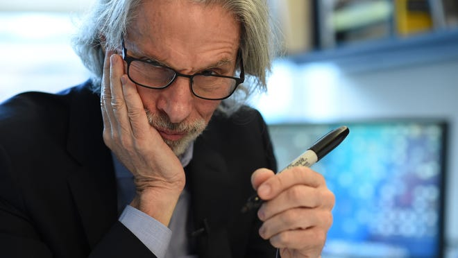 """Bob Mankoff, the cartoon editor of The New Yorker who lives in Briarcliff Manor, took to Twitter on Thursday to declare: """"Humor is the canary in the coal mine of free speech."""" While not a fan of some of the cartoons in Charlie Hebdo, Mankoff defended the work as free speech, entitled to protection."""