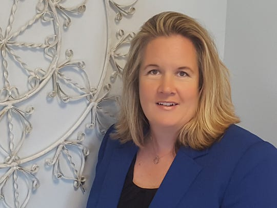 Suzanne Barry is the new head of schools for St. Andrew's Episcopal Academy in Fort Pierce.