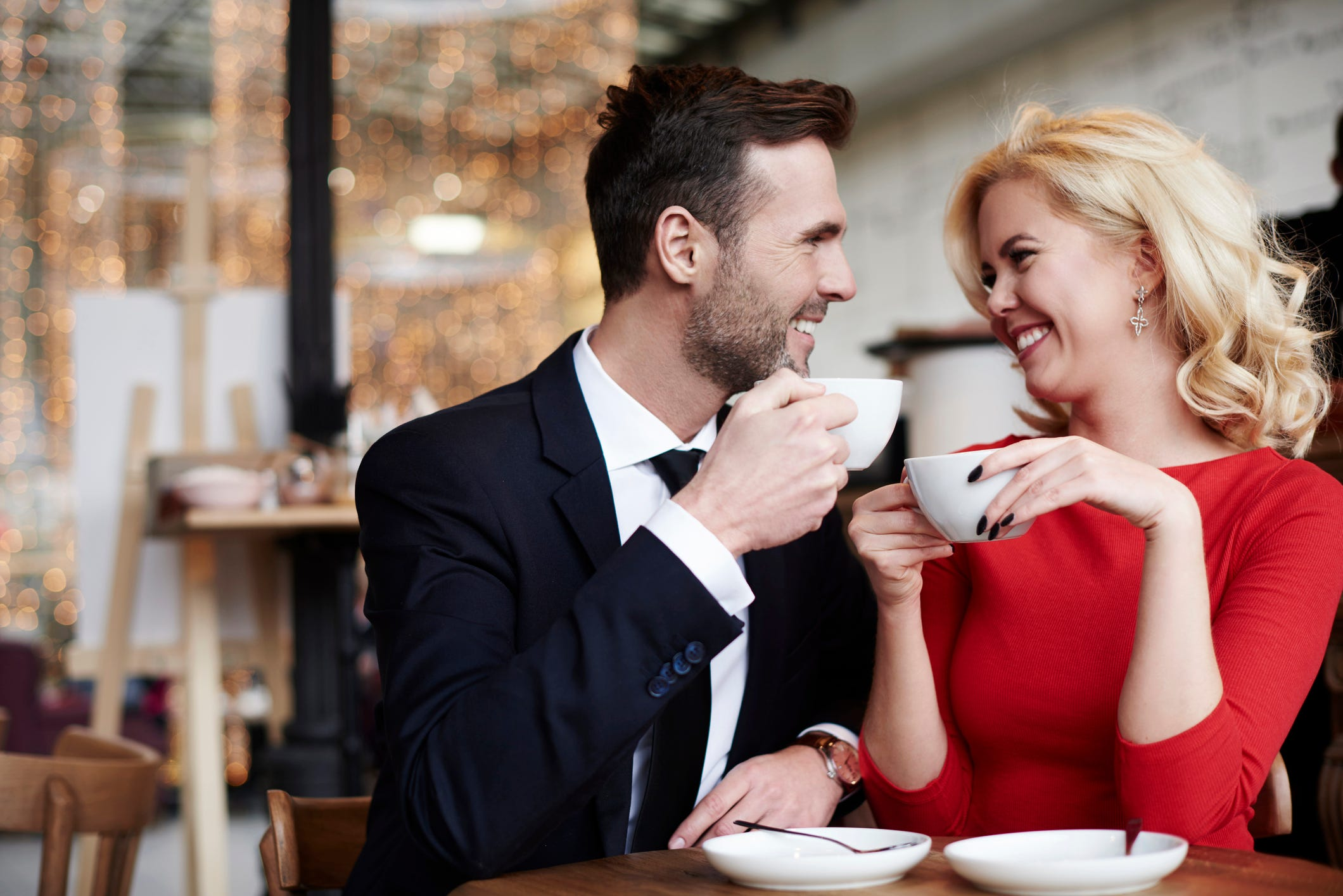 Dating donts with a new man