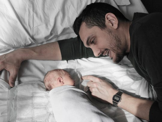 Paid, equal leave for both mothers and fathers of newborns