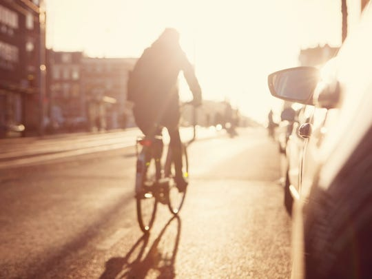 Even if you don't care about a rider's well-being, there are a lot of reasons to share the road.