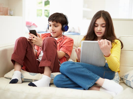 """Become your child's """"technology mentor"""" and learn about apps like musical.ly and Snapchat. A go-to index is offered by parent and author Amber Mac in the book, """"Outsmarting Your Kids Online."""""""