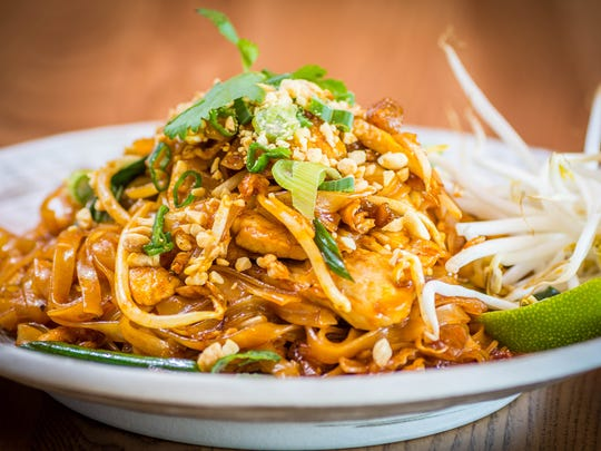Pad thai is a meatless option that you can make at