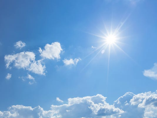 STOCKIMAGE WEATHER SUN