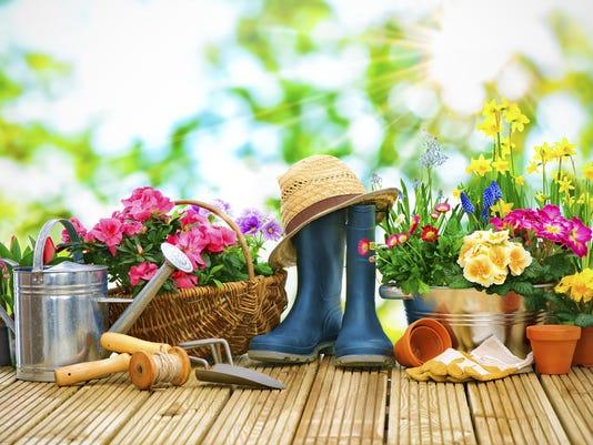 Gardening Calendar