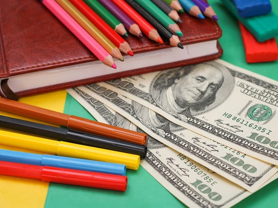 Save money on school supplies by shopping during tax-free weekend from Aug. 9-11