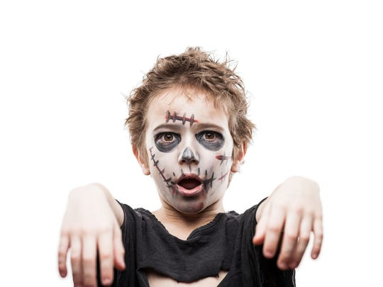 A good face painting kit can last for years if stored