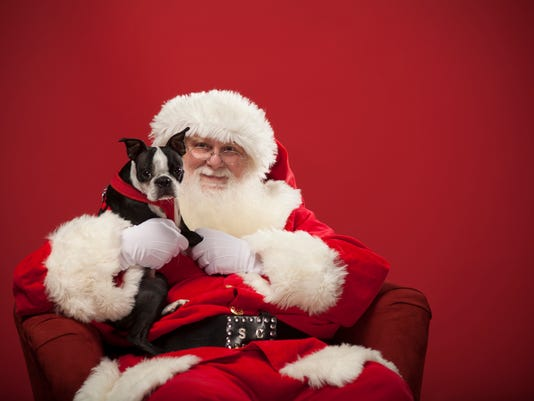paws and claus