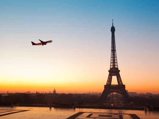 Image result for fly to paris