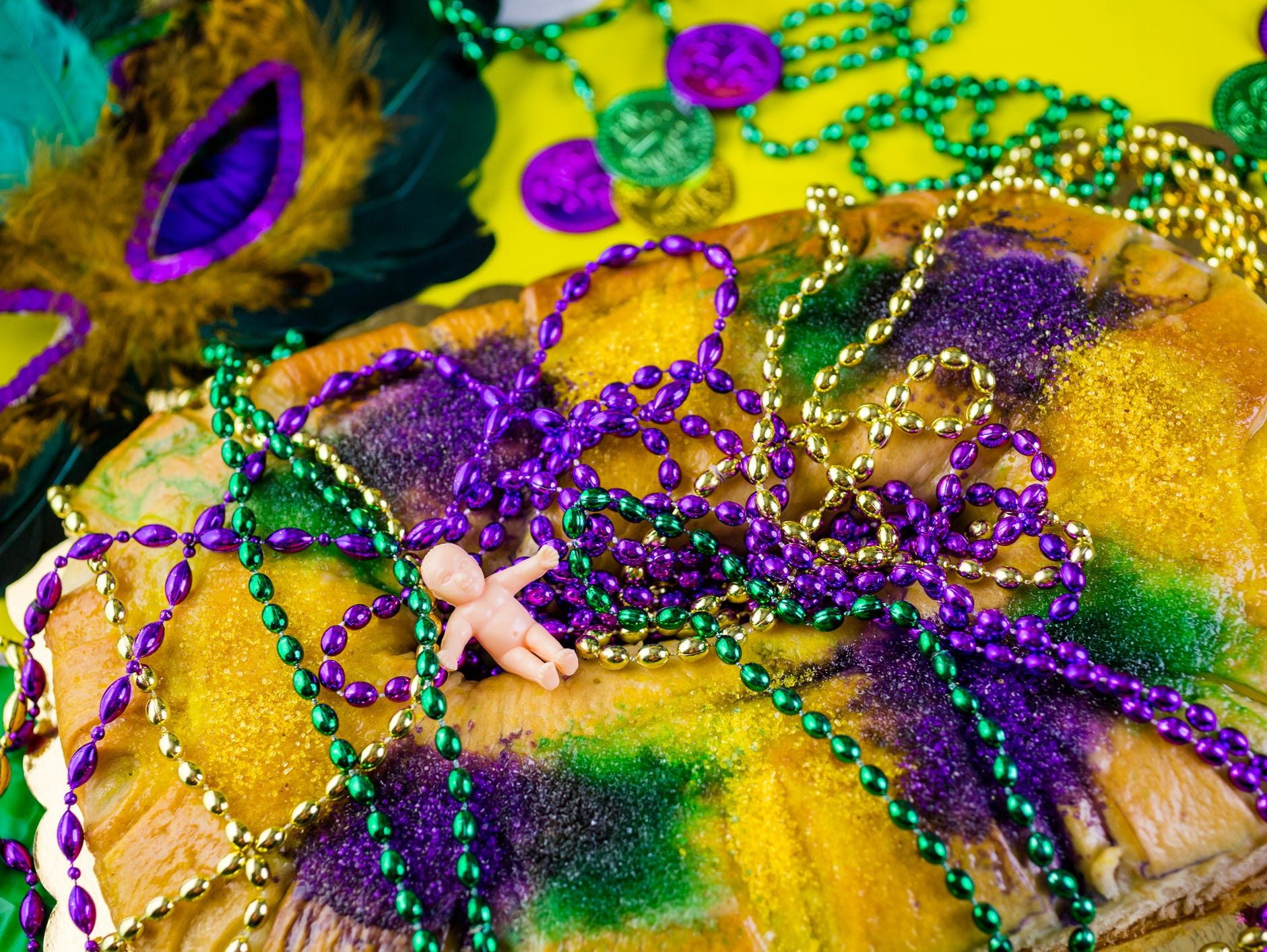 One Insider will win a king cake each week. Enter now!