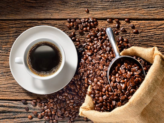 Coffee can have health benefits.