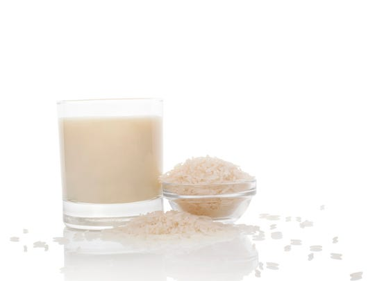 Rice milk is good for those with lots of allergies because it lacks nuts and dairy.