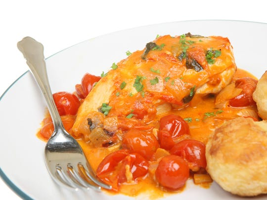 Do you known where to find chicken cacciatore that's similar to one that was served at the old Caffe Bellissimo?
