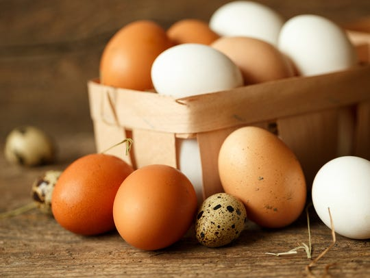An egg has about 7 grams of protein.