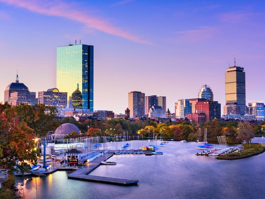 Boston has the highest proportion of Irish-Americans